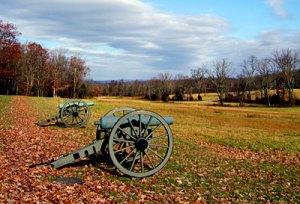 Autumn at Gettysburg